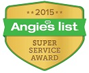 Angie's List Super Service Awards – Years Won: 2015, 2014, 2013, 2012, 2011, 2010, 2009, 2008, 2007, 2006, 2005, 2004